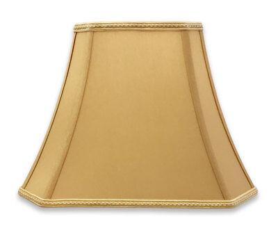 Rectangle Bell (Royal Designs Rectangle Bell Cut Corner Designer Lamp Shade  )