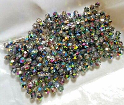 AUTHENTIC Swarovski® Crystal #5000 6mm Round Beads, 360pcs Factory Pack
