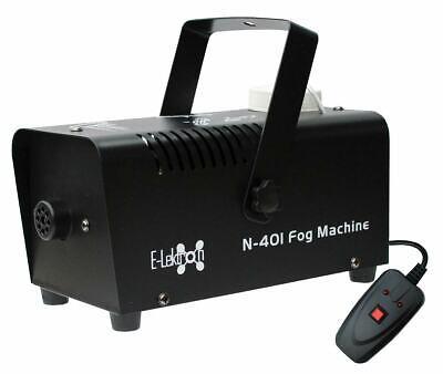 E-Lektron N-401 Nebelmaschine 400W DJ Party Nebel Fog - 400w Nebel Maschine