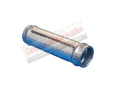 Aluminium Radiator Hose Connector / Pipe /Joiner 28 mm OD x 60 long