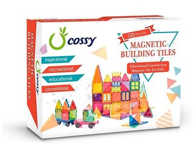 Discovery Kids 101pc Magnetic Block Set BNIB Free Shipping
