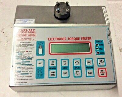 Kaps All Eb 550a Digital Torque Tester