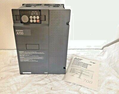 Mitsubishi A700 Inverter. Model Fr-a720-00460-na