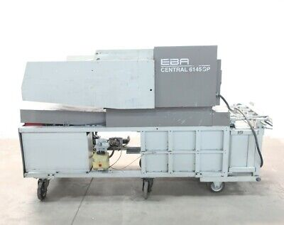 Eba Central Central 6145 Sp Industrial Shredder 208v-ac 8kw