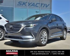 2017 Mazda CX-9 Signature SIGNATURE EDITION, LIKE NEW