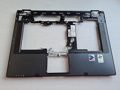 hp compaq nx8220 laptop touchpad palmrest topcase original