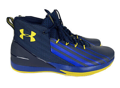 Under Armour Lockdown 3 Basketball Shoes Size 8.5 (US) - 3020622-400