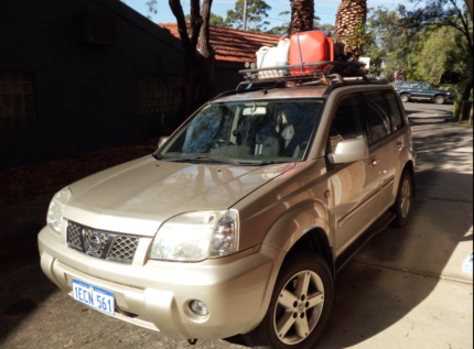 NISSAN XTRAIL 2004 - Ready to Go