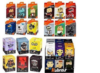 Mattel Kubros  Konstruktionsspielzeug Mega Bloks  Mega Construx   Auswahl