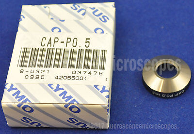 Olympus Correction Cap P0.5 For Lcplanfl Microscope Objective