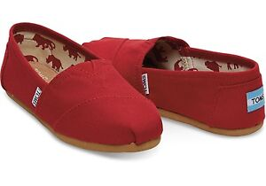 Brand new pair of toms