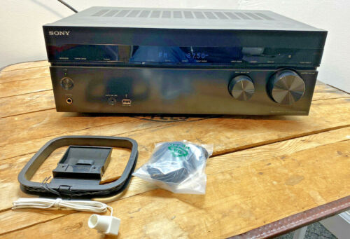 Sony STR-DH740 7.2 Channel 4K AV Receiver With Rmt Excellent Condition.