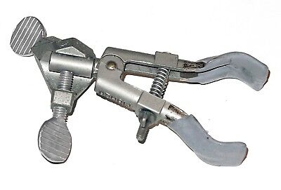 Fisher Two Jaw Flask Clamp Fisher 45 Degree Clamp