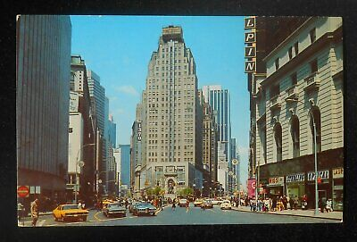 1970s Herald Square 34th St. and Broadway McAlpin Hotel Old Cars Stores NYC (34th And Herald Square)