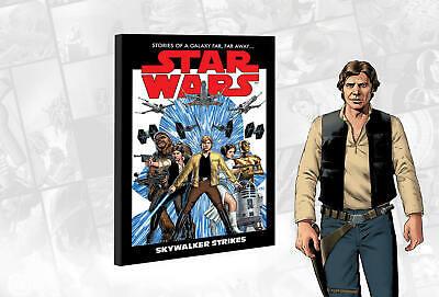 Star Wars:- Skywalker Strikes -Vol 1 Hardback Graphic Novel - New / Sealed