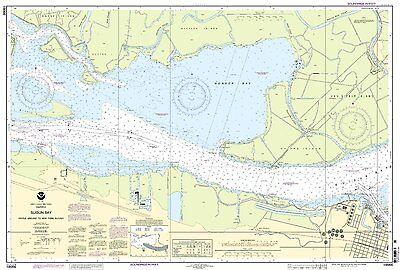 NOAA Chart Cape Sebastian to Humbug Mountain 14th Edition 18601