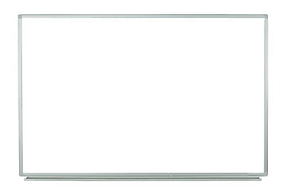 Luxor 60 X 40 Wall-mounted Magnetic Whiteboard With Free Whiteboard Cleaner
