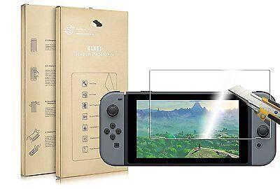 Supremery MONITOR vetro pellicola per Nintendo Switch Protettiva Extra Hart