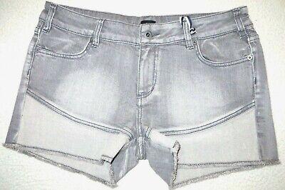 Dc Womens Shorts (DC Shoes Womens Pinkerton Denim Casual Walk Shorts Size 27)
