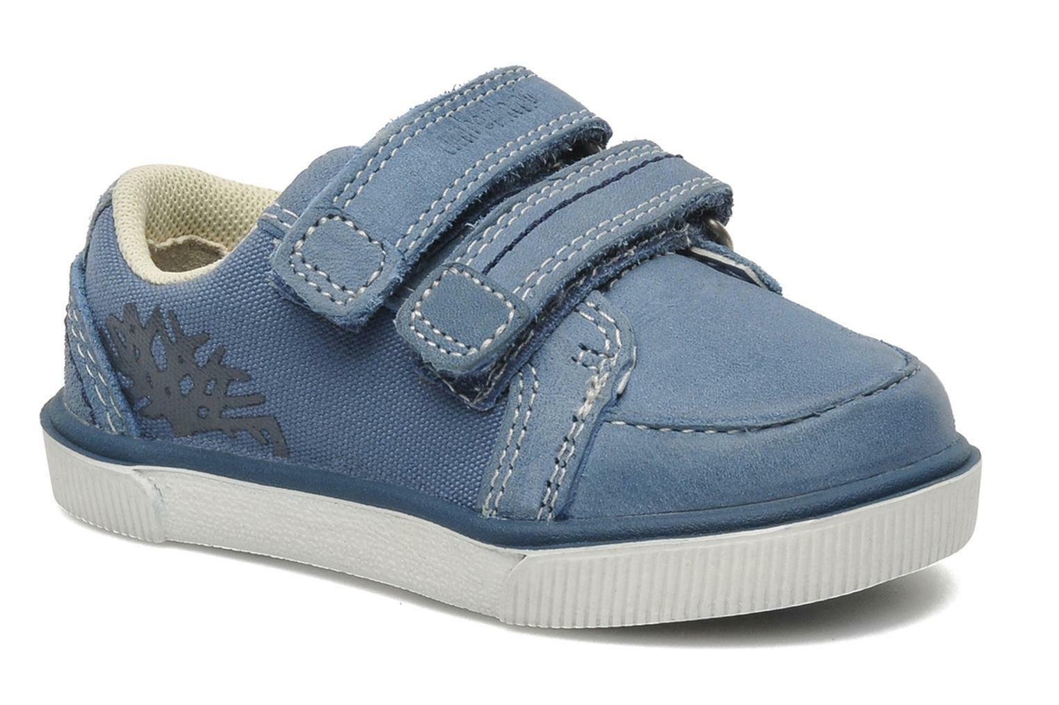 Timberland Infants Boys Slmcpsl Blue Trainers Shoes