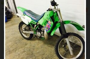 Wanted 1989-1994 Kawasaki kdx 200 for parts