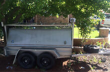 8x5 Tandem Trailer with electric brakes Gordon Tuggeranong Preview