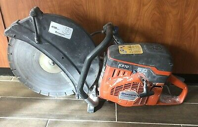 Husqvarna K970 16 Concrete Cutoff Saw Powerful Cutter W Blade Included Pickup
