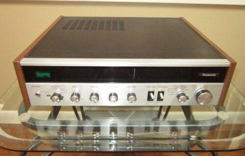 Vintage Panasonic SA-207 Quadruplex AM/FM Stereo Receiver Matsushita Japan