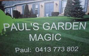 Paul's Garden Magic & Maintenance Adelaide CBD Adelaide City Preview