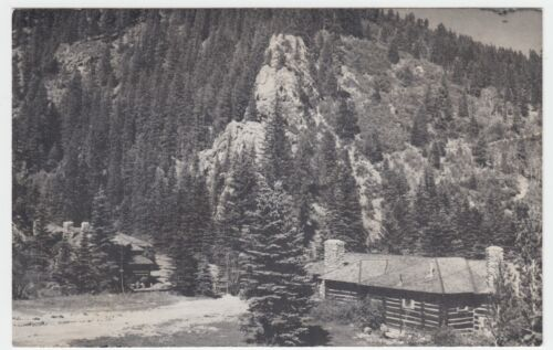 NEW MEXICO PHILMONT BOY SCOUTS RAYDO BASE CAMP PUBLISHED CIRCA 1950