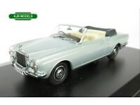 BNIB O GAUGE OXFORD 1:43 43RRP3003 ROLLS ROYCE PHANTOM III SDV MULLINER CAR