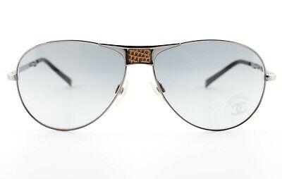 CHANEL Sonnenbrille 4139-Q c.108/11 59[]13 135 Foldable Aviator - Aviator Sonnenbrille