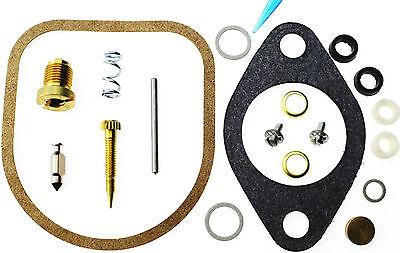 Carburetor Kit Fit Wisconsin Engine Vg4d Vgo4d Vp4d L54 With Marvel Schebler K92