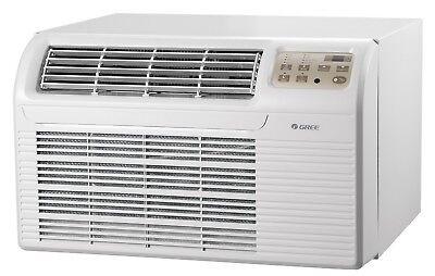 GREE 26TTW07HP230V1A Through the Wall Air Conditioner with HEAT PUMP, 7,400 BTU