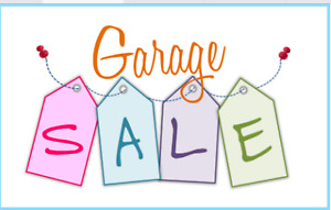 Garage Sale 18 Graham Avenue!