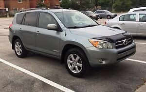2008 TOYOTA RAV4 LIMITED 4WD!! CERTIFIED!!