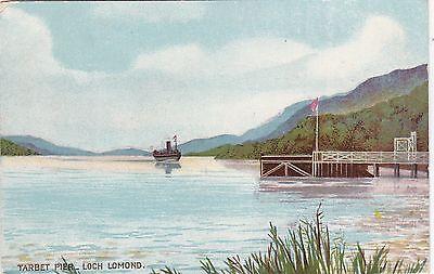 The Pier & Loch Lomond, TARBET, Dunbartonshire