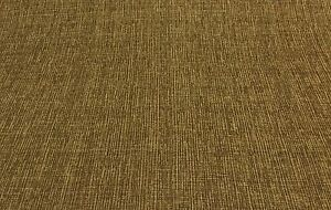 LODGE JUTE BROWN BEIGE NUBBY COTTON FURNITURE FABRIC BY THE YARD 54
