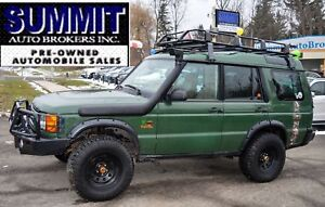 2000 Land Rover Discovery SERIES II | CAR-FAX CLEAN | LEATHER |