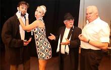It's All Greek To Me Too!: sequel to award-winning comedy smash South Perth South Perth Area Preview