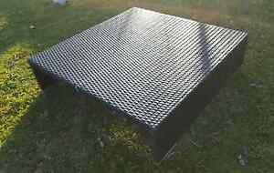 Outdoor Wicker Table Dapto Wollongong Area Preview