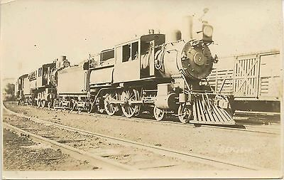7D894 RP 1930s/40s  READING RAILROAD ENGINE #7  CAMDEN NJ