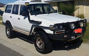 1992 Toyota 80 series LandCruiser Wagon Joondalup Joondalup Area Preview
