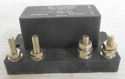 E-max 6319220 Auxiliary Voltage Relay Nom 30a Oper 2.5a