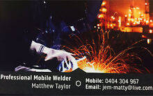 Professional Welder Bellmere Caboolture Area Preview
