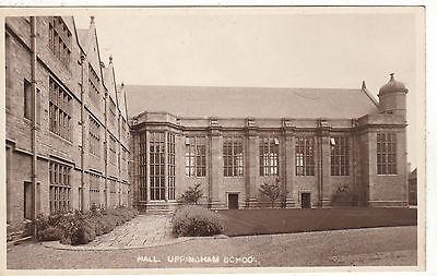 The School Hall, UPPINGHAM, Rutland RP