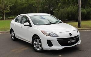 2013 Mazda Mazda3 Sedan Strathfield Strathfield Area Preview