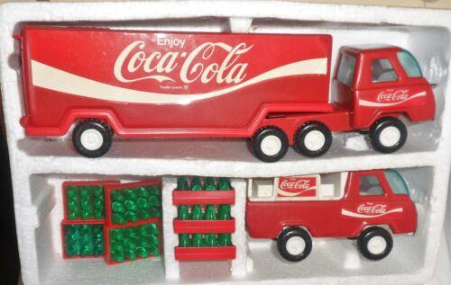 1979 BUDDY L COCA COLA SET 4969 IN ORIGINAL BOX - MADE IN JAPAN