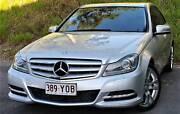 2011 Mercedes-Benz C250 CDI, Roof, Nav! Everton Hills Brisbane North West Preview