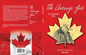 The Average José: An Immigration Story signed copies